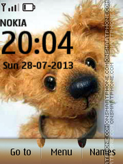 Teddy 09 theme screenshot