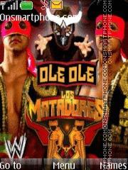WWE Los Matadores theme screenshot