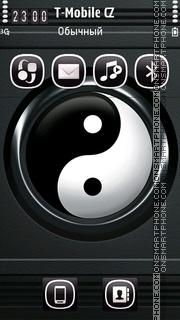Yin Yang 02 theme screenshot
