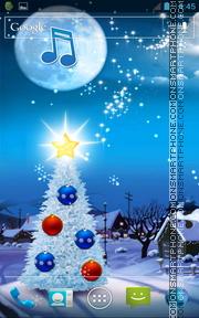 Christmas Holiday 01 theme screenshot