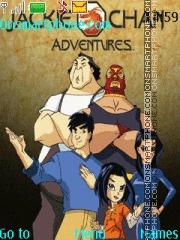 Jackie Chan Adventures theme screenshot