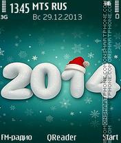 2014 es el tema de pantalla