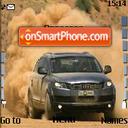 Audi Q7 03 es el tema de pantalla