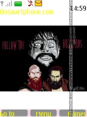 WWE Wyatt Family es el tema de pantalla