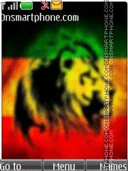 Reggae theme screenshot