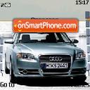 Audi A4 es el tema de pantalla