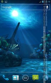 Ocean HD 01 theme screenshot