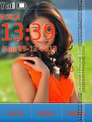 Ileana D'Cruz 01 theme screenshot