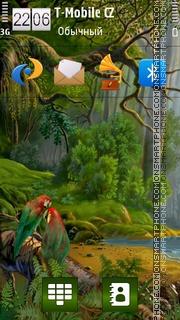 Awesome nature 03 theme screenshot