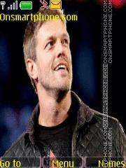 WWE Edge theme screenshot