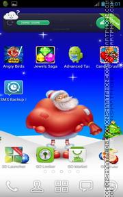 Happy New Year 2014 HD Theme es el tema de pantalla