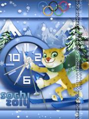 Sochi 2014 es el tema de pantalla