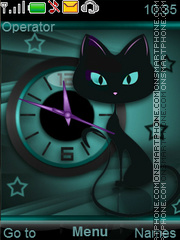 Cat es el tema de pantalla