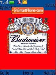 Budweiser 02 Theme-Screenshot