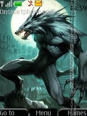 Werewolf Theme-Screenshot
