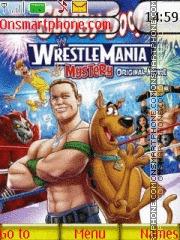WWE Scooby-Doo theme screenshot