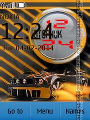R-LL Mustang Auto theme screenshot