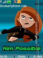 Kim Possible theme screenshot