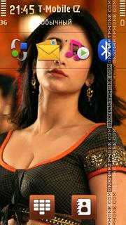 Shruti Haasan es el tema de pantalla