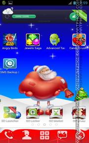 Happy Christmas 06 es el tema de pantalla