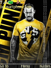 CM Punk - BITW es el tema de pantalla