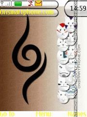 Naruto Anbu theme screenshot