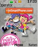 Puffy Amiyumi es el tema de pantalla