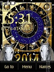 Zodiac 2014 es el tema de pantalla