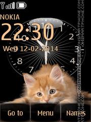 Kittens 03 tema screenshot
