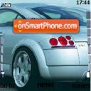 Audi TT 02 es el tema de pantalla