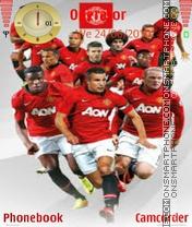 Real United es el tema de pantalla