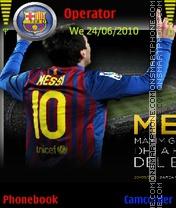 Messi 2014 es el tema de pantalla