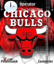 Chicago Bulls es el tema de pantalla
