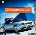 Audi A8 01 es el tema de pantalla