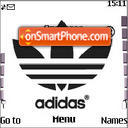 Adidas 04 es el tema de pantalla