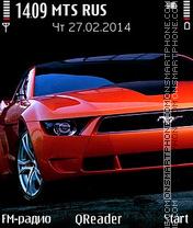 Mustang es el tema de pantalla