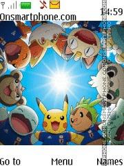 Pokemon Seleccion Japon theme screenshot
