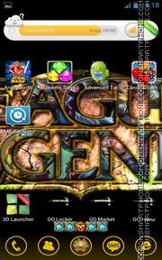 League Of Legends 01 tema screenshot