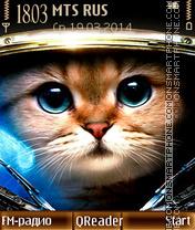 Space-Cat es el tema de pantalla