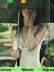 Rain es el tema de pantalla