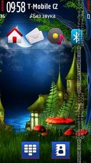 Fantasyland 01 es el tema de pantalla
