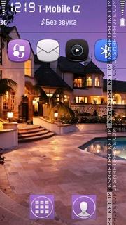 Amazing House 01 es el tema de pantalla