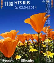 Spring Field es el tema de pantalla
