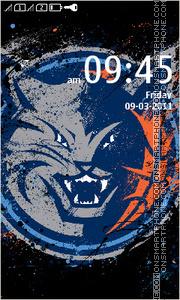NBA Charlotte Bobcats es el tema de pantalla