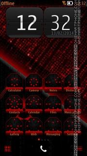 Aliens Smartphone es el tema de pantalla