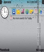 Apple OS theme screenshot