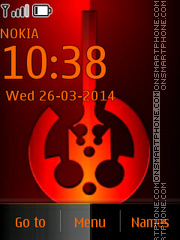 Alchemical Symbol theme screenshot