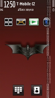 Bats Return theme screenshot