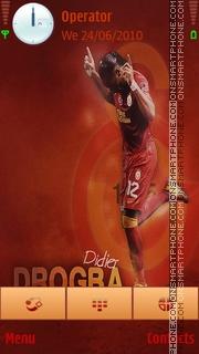 Galatasaray Drogba es el tema de pantalla