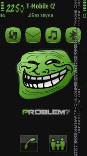 Trollface Problem es el tema de pantalla